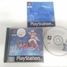 Jeux Vidéo et Consoles: ALUNDRA PARA PS1 PS2 Y PS3! ENTRE Y MIRE MIS OTROS JUEGOS! . Lote 191505761