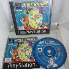 Jeux Vidéo et Consoles: BUGS BUNNY SONY PLAYSTATION 1 PS1 . Lote 192064832