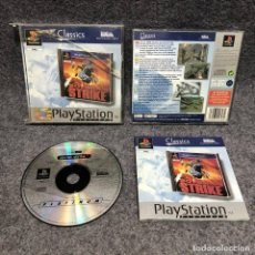 Videojuegos y Consolas: SOVIET STRIKE SONY PLAYSTATION PS1. Lote 192109983