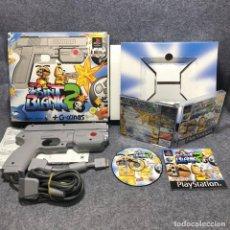Videojuegos y Consolas: POINT BLANK 2+GCON45 SONY PLAYSTATION PS1. Lote 192110007