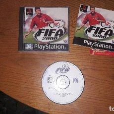 Videojuegos y Consolas: JUEGO PLAYSTATION FIFA 2000. Lote 192214341