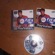 Videojuegos y Consolas: JUEGO PLAYSTATION FIFA 99. Lote 192215582