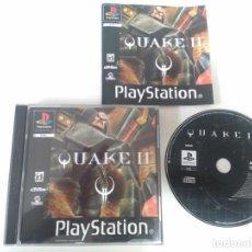 Jeux Vidéo et Consoles: QUAKE II PARA PS1 PS2 Y PS3! ENTRE Y MIRE MIS OTROS JUEGOS!. Lote 192313537