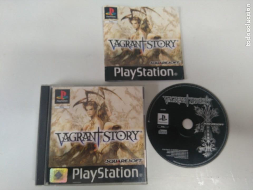 VAGRANT STORY PARA PS1 PS2 Y PS3! ENTRE Y MIRE MIS OTROS JUEGOS! (Juguetes - Videojuegos y Consolas - Sony - PS1)