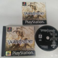 Videojogos e Consolas: VAGRANT STORY PARA PS1 PS2 Y PS3! ENTRE Y MIRE MIS OTROS JUEGOS!. Lote 192313771