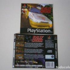 Videojuegos y Consolas: RALLY CROSS PSX . Lote 192856186