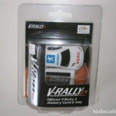 Videojuegos y Consolas: MEMORY CARD V-RALLY 2 PSX. Lote 192857482