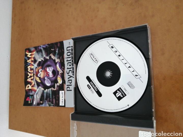 RAYMAN (Juguetes - Videojuegos y Consolas - Sony - PS1)