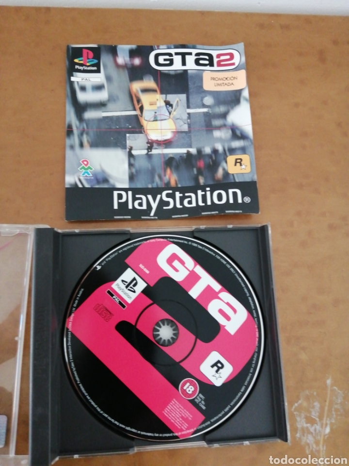 GTA 2 (Juguetes - Videojuegos y Consolas - Sony - PS1)
