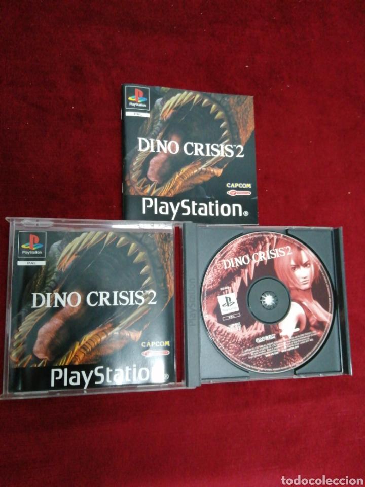 DINO CRISIS 2 (Juguetes - Videojuegos y Consolas - Sony - PS1)