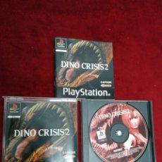 Videojuegos y Consolas: DINO CRISIS 2. Lote 194178591