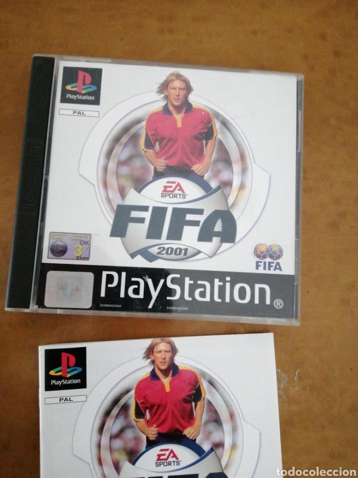 Videojuegos y Consolas: Fifa 2001 - Foto 2 - 194181095