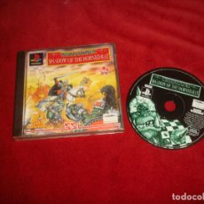 Videojuegos y Consolas: WARHAMMER SHADOW OF THE HORNED RAT PS1 PLAYSTATION ONE 1. Lote 194236312