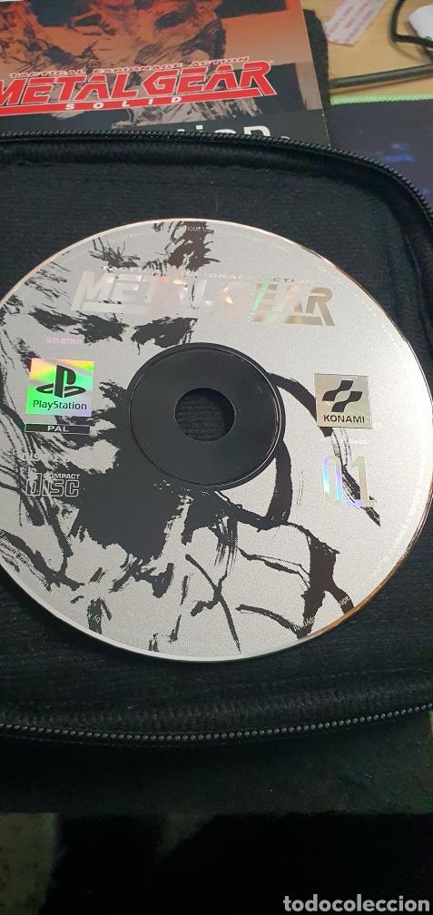 Videojuegos y Consolas: SONY PSX PS1 METAL GEAR SOLID - Foto 6 - 194311490