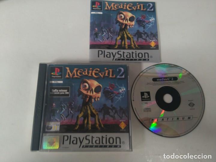 MEDIEVIL 2 PARA PS1 PS2 Y PS3 ENTRE Y MIRE MIS OTROS ARTÍCULOS (Juguetes - Videojuegos y Consolas - Sony - PS1)