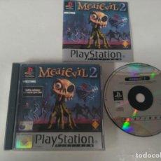 Videojuegos y Consolas: MEDIEVIL 2 PARA PS1 PS2 Y PS3 ENTRE Y MIRE MIS OTROS ARTÍCULOS. Lote 194326925