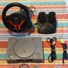 Videojuegos y Consolas: PS1 PLAYSTATION 1 CON ACCESORIOS. Lote 194384705