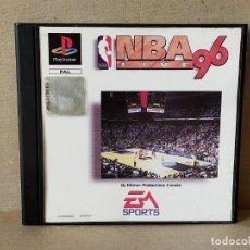 Videojuegos y Consolas: JUEGO VIDEOJUEGO PLAYSTATION PS1 - PSX PAL - NBA LIVE 96 - COMPLETO. Lote 194509617