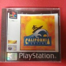 Videojuegos y Consolas: CALIFORNIA SURFING. Lote 194649852