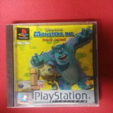 Videojuegos y Consolas: MONSTERS,INC.. Lote 194650302