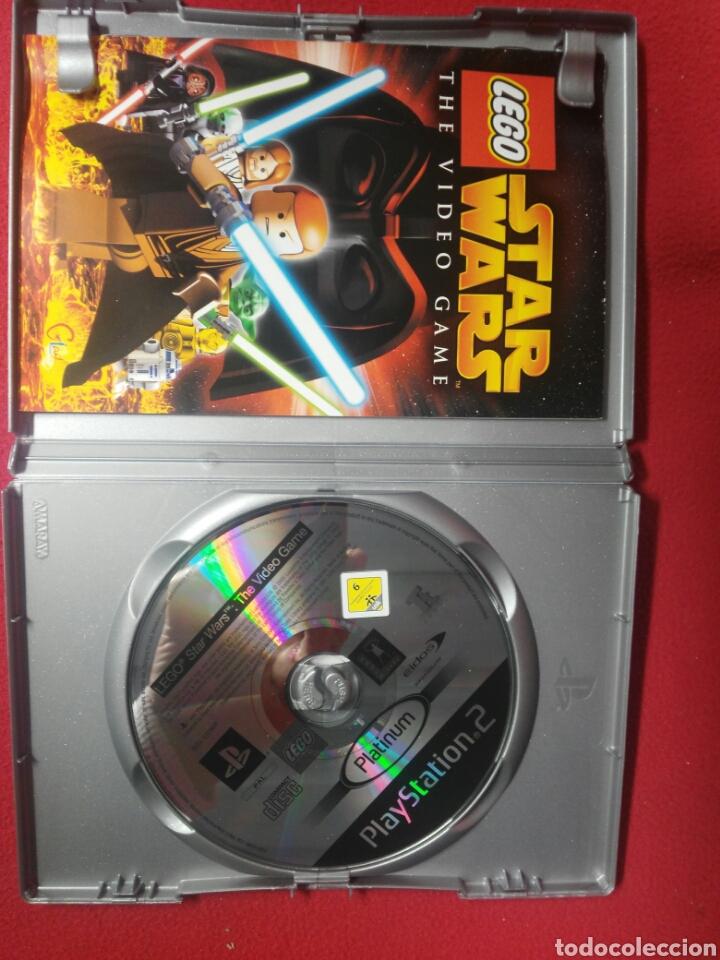 Videojuegos y Consolas: STAR WARS II THE VIDEO GAME - Foto 2 - 194661335