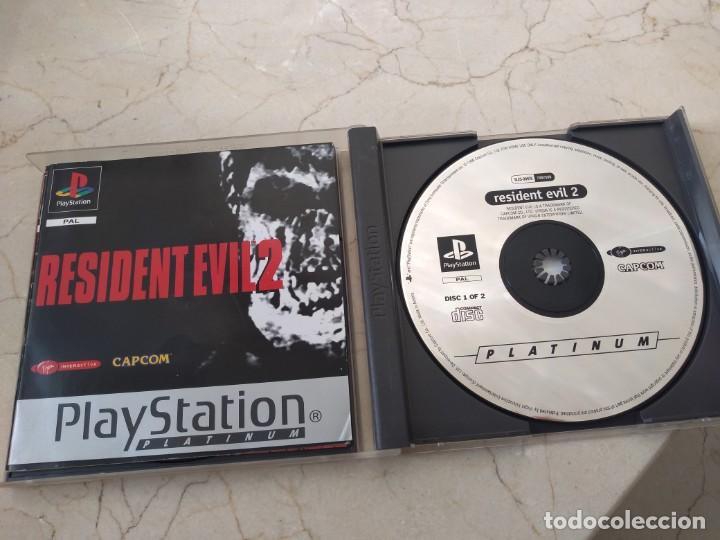 JUEGO PLAYSTATION RESIDENT EVIL 2 PS1 PERFECTO ESTADO (Juguetes - Videojuegos y Consolas - Sony - PS1)