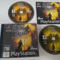 Videojuegos y Consolas: ALONE IN THE DARK PARA PS1 PS2 Y PS3 ENTRE Y MIRE MIS OTROS ARTÍCULOS. Lote 195087426
