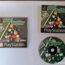 Videojuegos y Consolas: JUEGO PSX POOL HUSTLER. Lote 195149931