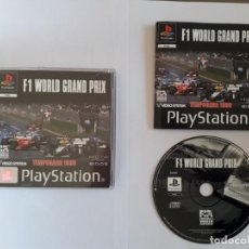 Videojuegos y Consolas: JUEGO PSX F1 WORLD GRAND PRIX. Lote 195150025