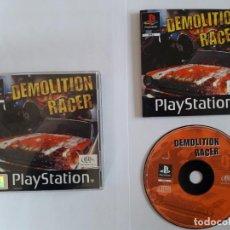 Videojuegos y Consolas: JUEGO PSX DEMOLITION RACER. Lote 195195138