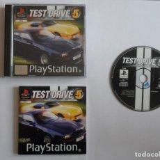 Videojuegos y Consolas: JUEGO PSX TEST DRIVE 5. Lote 195277322