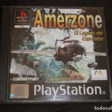 Videojuegos y Consolas: AMERZONE PS1 - PSX . Lote 195341275