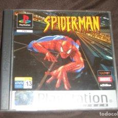 Videojuegos y Consolas: SPIDERMAN PS1 - PSX COMPLETO. Lote 195341746