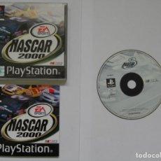 Videojuegos y Consolas: JUEGO PSX NASCAR 2000. Lote 195392210