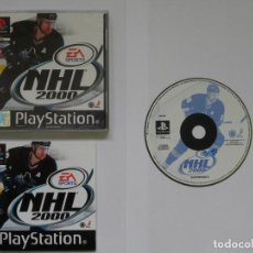 Videojuegos y Consolas: JUEGO PSX NHL 2000. Lote 195407163