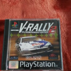 Videojuegos y Consolas: V-RALLY 2. Lote 195415070