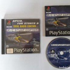 Videojuegos y Consolas: JUEGO PSX R/C STUNT COPTER. Lote 195415718