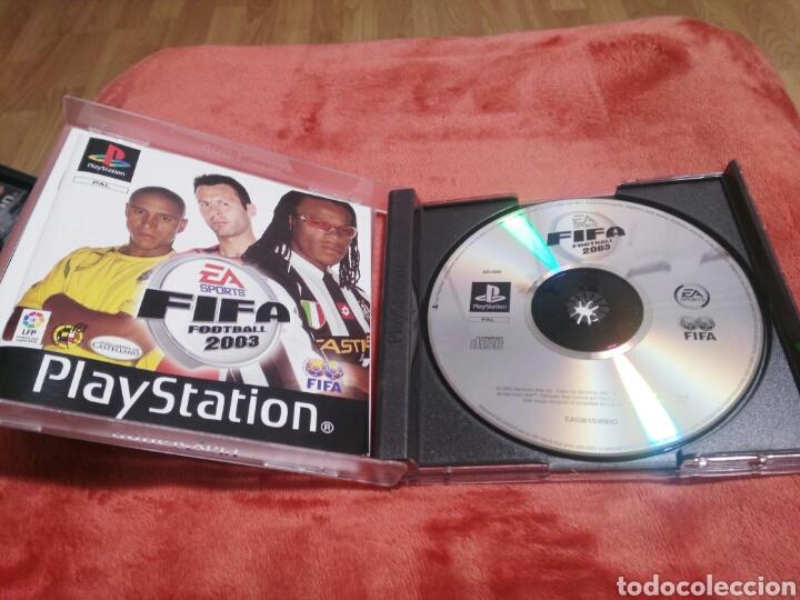 Videojuegos y Consolas: FIFA FOOTBALL 2003 - Foto 2 - 195443666