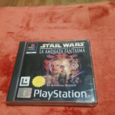 Videojuegos y Consolas: STAR WARS EPISODIO I LA AMENAZA FANTASMA. Lote 195443705