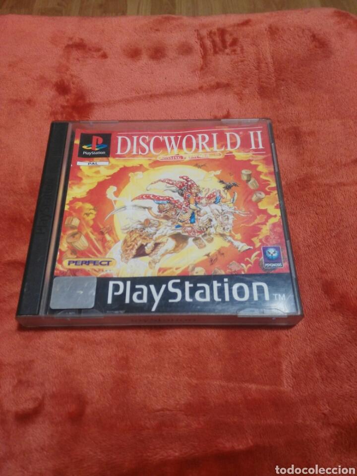DISCWORLD II (Juguetes - Videojuegos y Consolas - Sony - PS1)