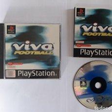 Videojuegos y Consolas: JUEGO PSX VIVA FOOTBALL. Lote 195471176