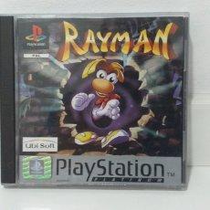 Videojuegos y Consolas: JUEGOS PLAYSTATION 1 RAYMAN. Lote 195641416