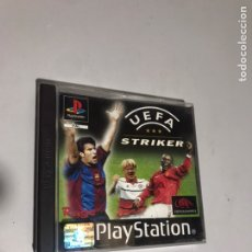 Videojuegos y Consolas: UEFA STRIKER. Lote 196814277