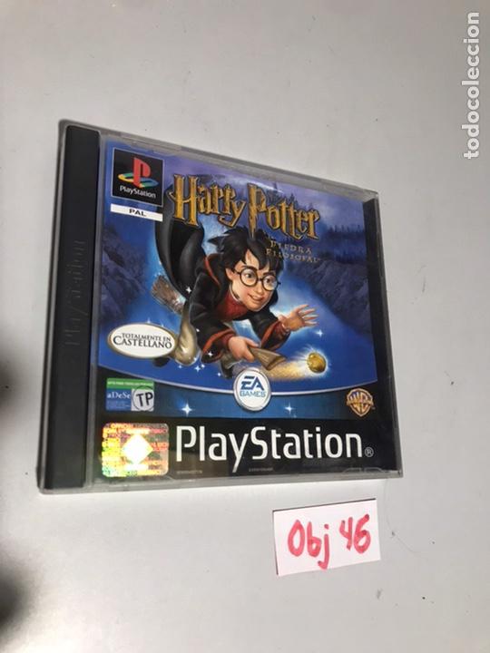 HARRY POTTER (Juguetes - Videojuegos y Consolas - Sony - PS1)