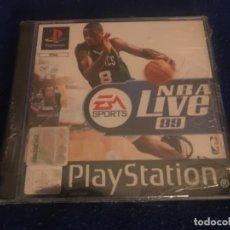 Videojuegos y Consolas: NBA LIVE 99 - PLAYSTATION - PSX - COMPLETO. Lote 197347431