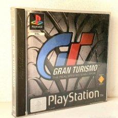 Videojuegos y Consolas: GRAN TURISMO DE PS1 *** PLAY STATION. Lote 198212745