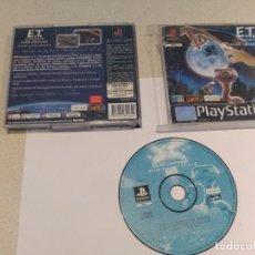 Videojuegos y Consolas: E.T. PLAYSTATION PS1 PSONE PSX PAL-ESPAÑA . Lote 198719300