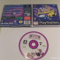Videojuegos y Consolas: EVOS SPACE ADVENTURES PLAYSTATION PS1 PSONE PSX PAL-ESPAÑA . Lote 198719386