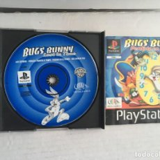 Videojuegos y Consolas: BUGS BUNNY LOST IN TIME PERDIDO EN EL TIEMPO PSX PSONE PS1 PS ONE PLAY STATION 1 PLAYSTATION SONY. Lote 211890595