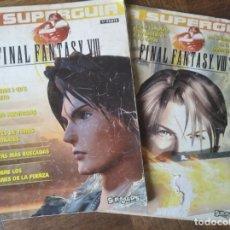 Videojuegos y Consolas: FINAL FANTASY VIII 2 TOMOS GUIA COMPLETA DE SUPERJUEGOS -. Lote 199731430